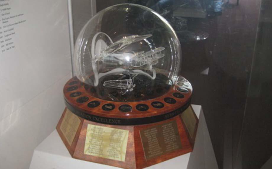 trophy a